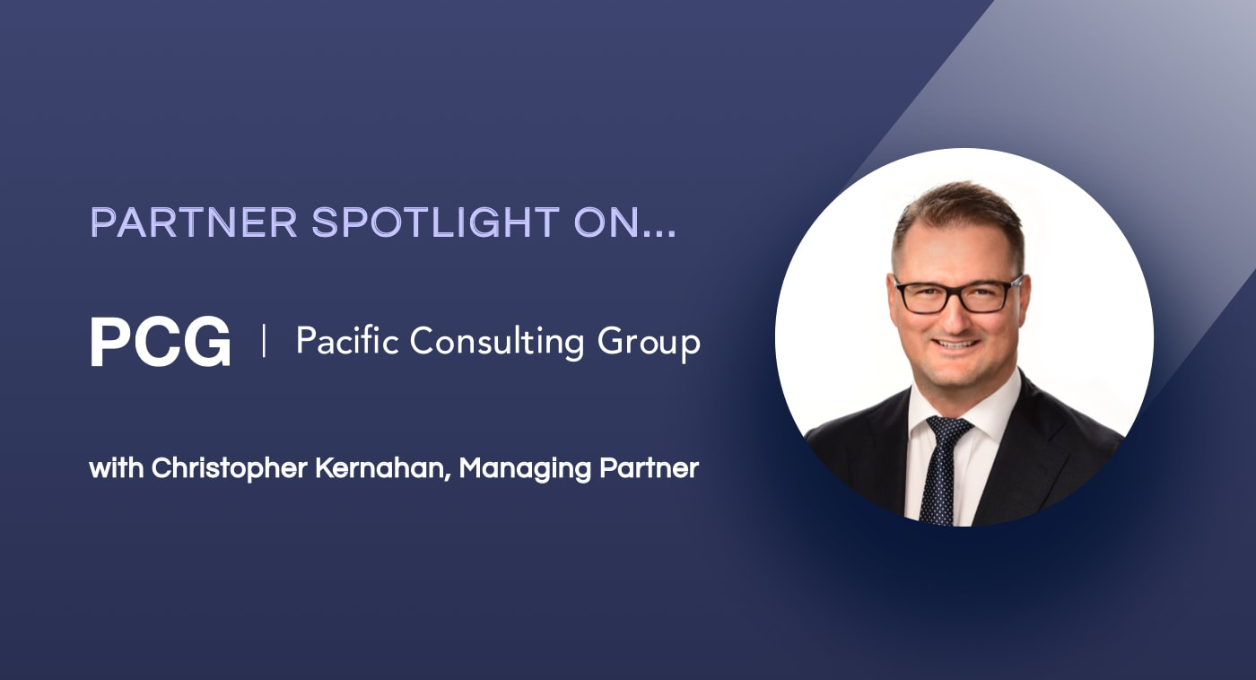 Pacific Consulting Group partner spotlight on corporate performance management consulting
